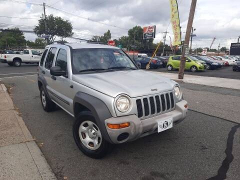 2003 Jeep Liberty for sale at K & S Motors Corp in Linden NJ
