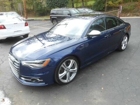 2013 Audi S6 for sale at AUTOS-R-US in Penn Hills PA