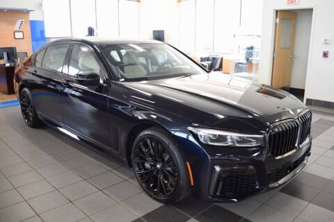 2022 BMW 7 Series for sale at BMW OF NEWPORT in Middletown RI