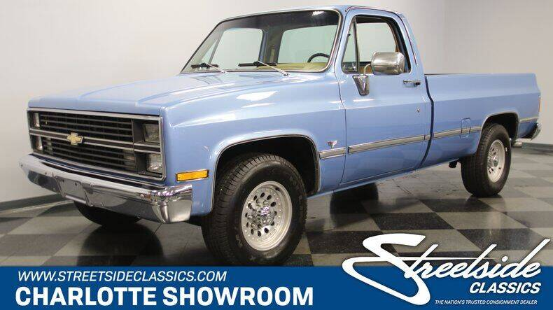 1983 Chevrolet C/K 20 Series for sale in Concord, NC