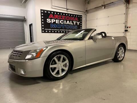 2006 Cadillac XLR for sale at Arizona Specialty Motors in Tempe AZ