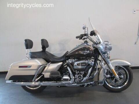 2018 Harley-Davidson Road King for sale at INTEGRITY CYCLES LLC in Columbus OH