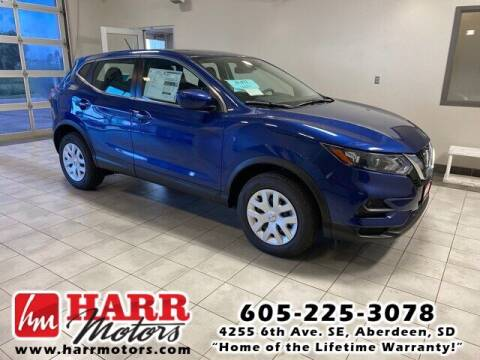 2020 Nissan Rogue Sport for sale at Harr's Redfield Ford in Redfield SD