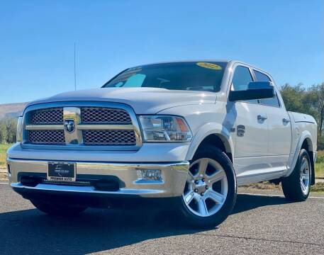 2012 RAM Ram Pickup 1500 for sale at Premier Auto Group in Union Gap WA