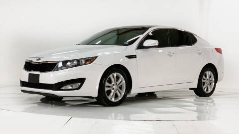 2013 Kia Optima for sale at Houston Auto Credit in Houston TX