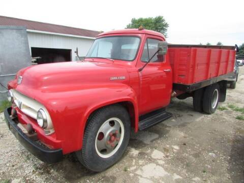 1953 Ford F-600 for sale at Classic Car Deals in Cadillac MI