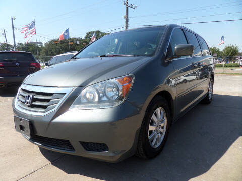 2008 Honda Odyssey for sale at West End Motors Inc in Houston TX
