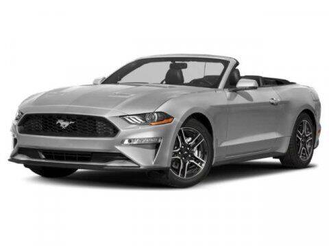 2019 Ford Mustang for sale at Loganville Ford in Loganville GA