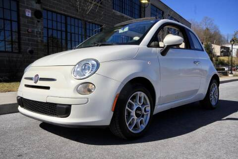 2012 FIAT 500c for sale at Apple Auto Sales Inc in Camillus NY