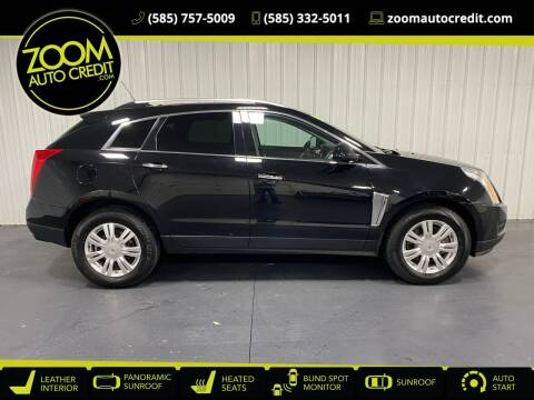 2016 Cadillac SRX for sale at ZoomAutoCredit.com in Elba NY