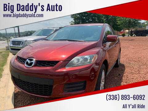 2007 Mazda CX-7 for sale at Big Daddy's Auto in Winston-Salem NC