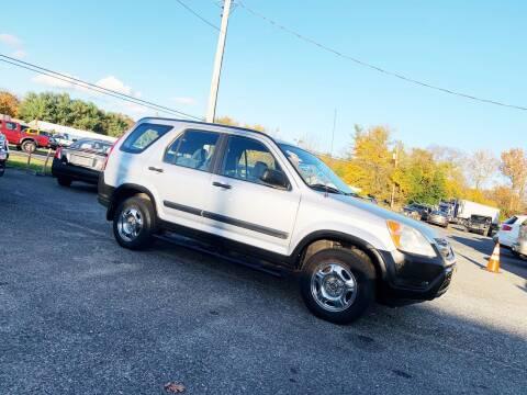 2004 Honda CR-V for sale at New Wave Auto of Vineland in Vineland NJ