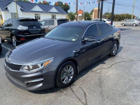 2017 Kia Optima for sale at Autohub of Virginia in Richmond VA