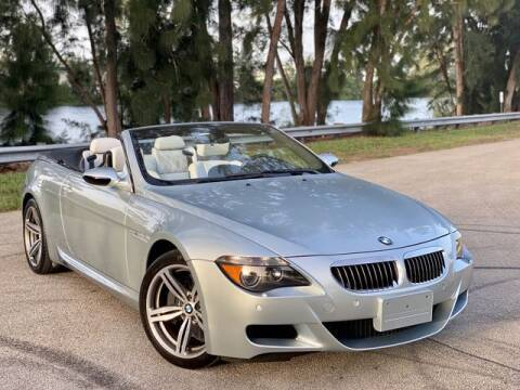 2007 BMW M6 for sale at Exclusive Impex Inc in Davie FL