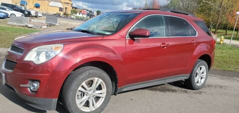 2011 Chevrolet Equinox for sale at Superior Auto Sales in Miamisburg OH