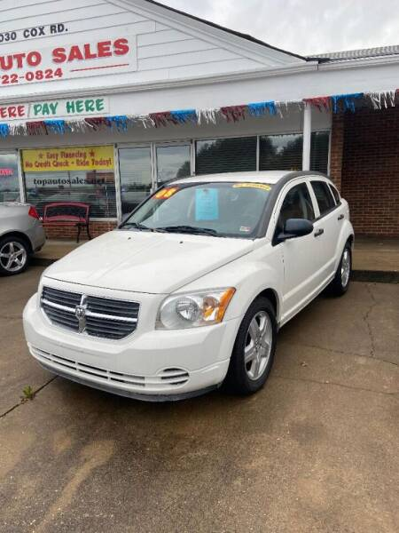 2008 Dodge Caliber for sale at Top Auto Sales in Petersburg VA