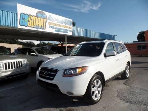 2007 Hyundai Santa Fe for sale at Go Smart Car Sales LLC in Winter Garden FL