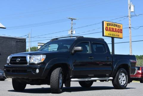 2005 Toyota Tacoma for sale at Broadway Garage of Columbia County Inc. in Hudson NY