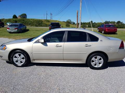 2009 Chevrolet Impala for sale at CAR-MART AUTO SALES in Maryville TN