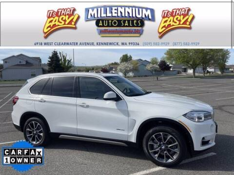 2018 BMW X5 for sale at Millennium Auto Sales in Kennewick WA
