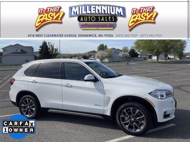 2018 BMW X5 for sale at Millennium Auto Sales in Kennewick WA