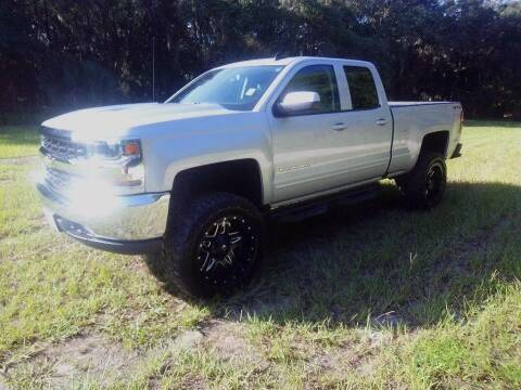 2018 Chevrolet Silverado 1500 for sale at TIMBERLAND FORD in Perry FL