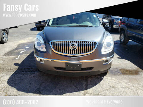 2008 Buick Enclave for sale at Fansy Cars in Mount Morris MI