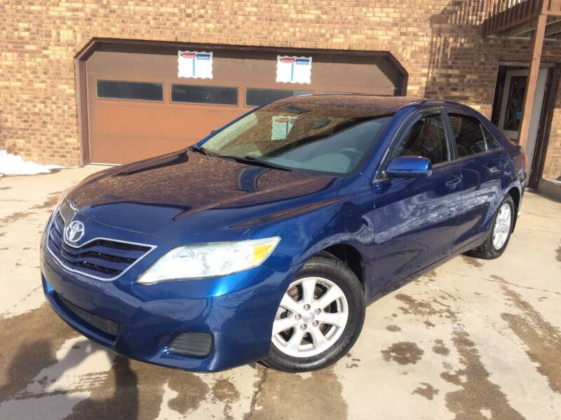2011 Toyota Camry for sale at K2 Autos in Holland MI