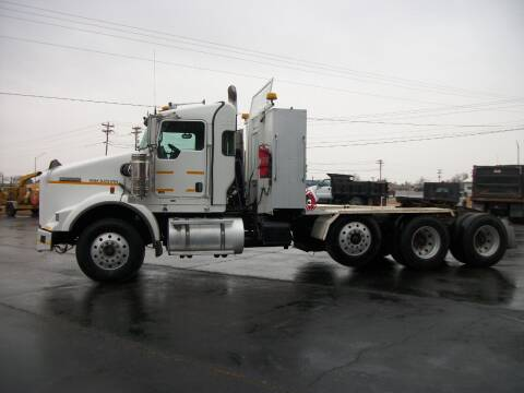 2009 Kenworth T800 for sale at Classics Truck and Equipment Sales in Cadiz KY