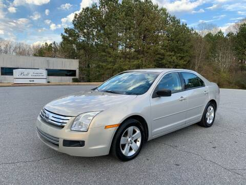 2009 Ford Fusion for sale at Auto Deal Line in Alpharetta GA