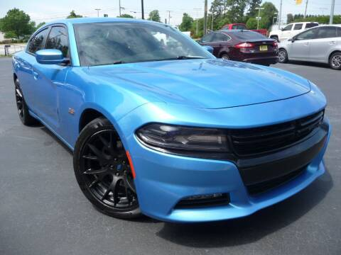 2016 Dodge Charger for sale at Wade Hampton Auto Mart in Greer SC