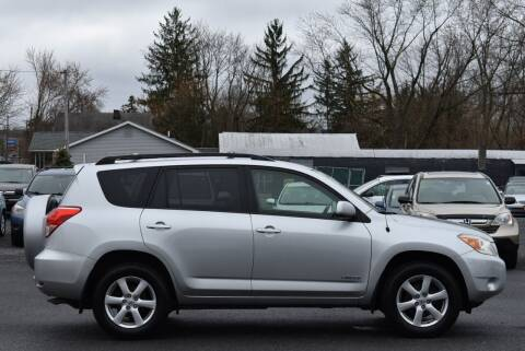 2006 Toyota RAV4 for sale at Broadway Garage of Columbia County Inc. in Hudson NY