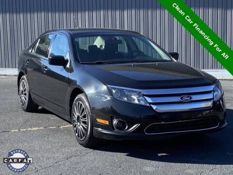 2010 Ford Fusion for sale at Bankruptcy Auto Loans Now - powered by Semaj in Brighton MI
