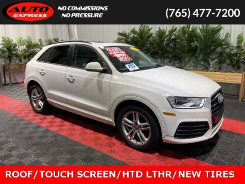 2018 Audi Q3 for sale at Auto Express in Lafayette IN