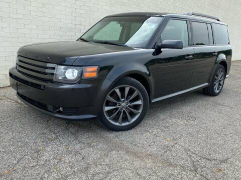 2012 Ford Flex for sale at Samuel's Auto Sales in Indianapolis IN