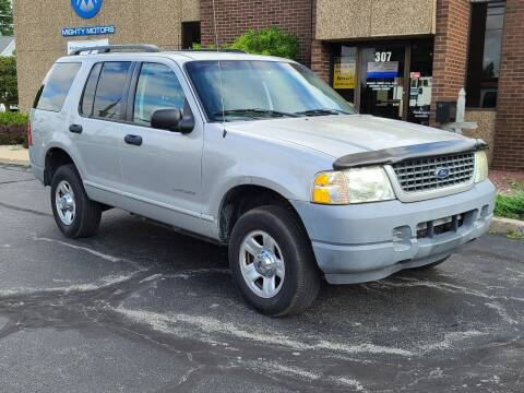 2002 Ford Explorer for sale at Mighty Motors in Adrian MI