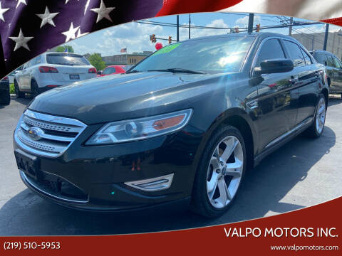 2010 Ford Taurus for sale at Valpo Motors Inc. in Valparaiso IN