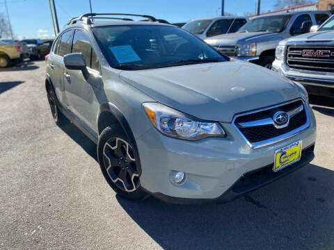 2014 Subaru XV Crosstrek for sale at New Wave Auto Brokers & Sales in Denver CO