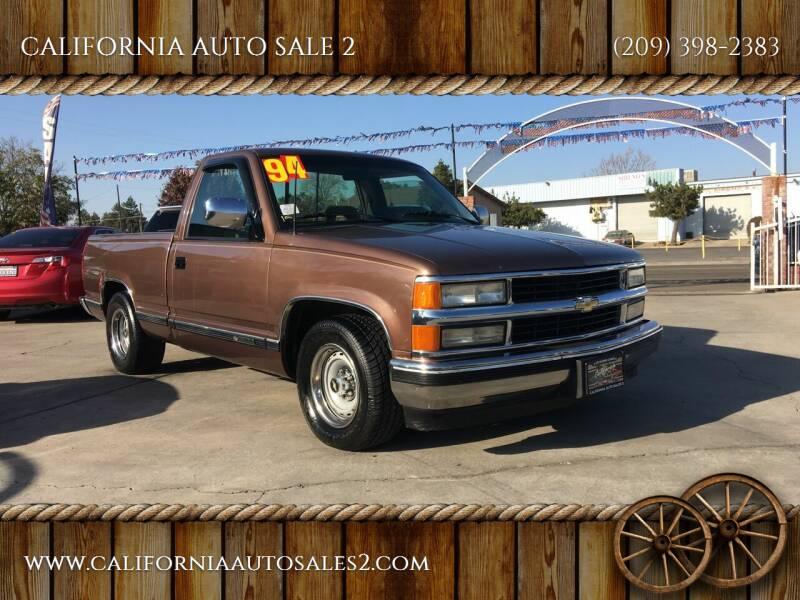 Used Chevrolet C K 1500 Series For Sale In Modesto Ca Carsforsale Com