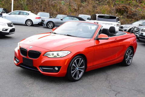 2017 BMW 2 Series for sale at Automall Collection in Peabody MA