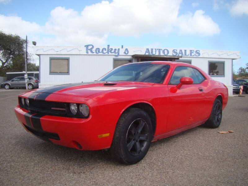 2010 Dodge Challenger for sale at Rocky's Auto Sales in Corpus Christi TX