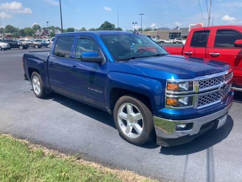 2015 Chevrolet Silverado 1500 for sale at McCully's Automotive - Trucks & SUV's in Benton KY