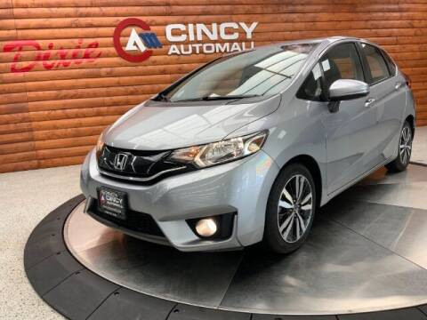 2017 Honda Fit for sale at Dixie Motors in Fairfield OH