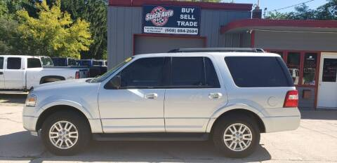 2014 Ford Expedition for sale at Stach Auto in Janesville WI