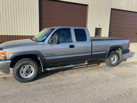 2000 GMC Sierra 2500 for sale at Halvorson Auto in New Rockford ND