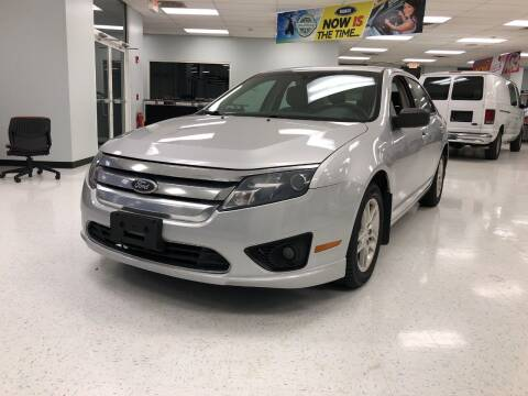 2012 Ford Fusion for sale at Grace Quality Cars in Phillipston MA