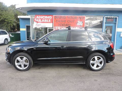 2011 Audi Q5 for sale at Drive Auto Sales & Service, LLC. in North Charleston SC