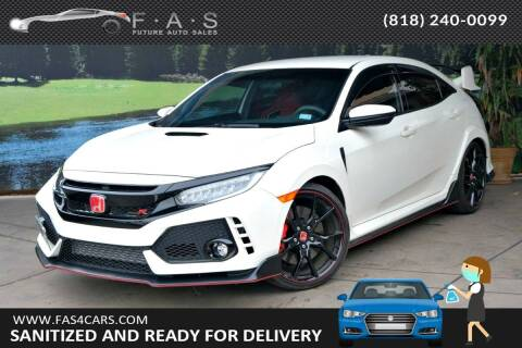 2019 Honda Civic for sale at Best Car Buy in Glendale CA