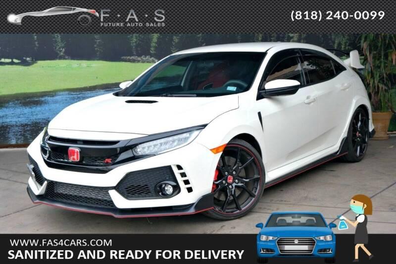 2019 Honda Civic for sale at Best Car Buy in Glendale CA