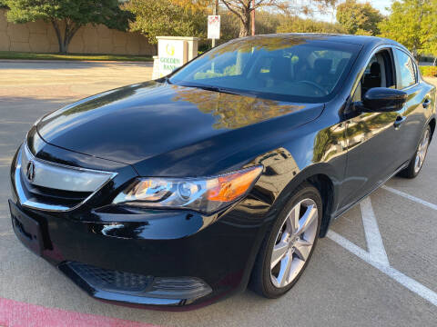 2015 Acura ILX for sale at Ted's Auto Corporation in Richardson TX